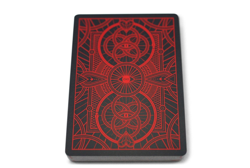 Omnia Suprema Playing Cards - RarePlayingCards.com - 7