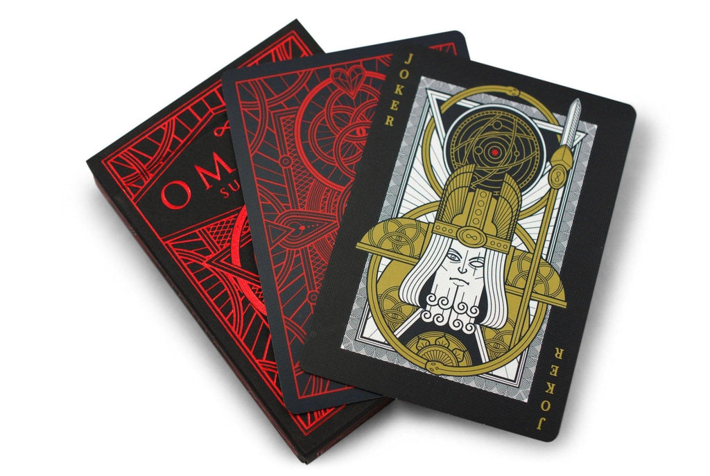 Omnia Suprema Playing Cards - RarePlayingCards.com - 8