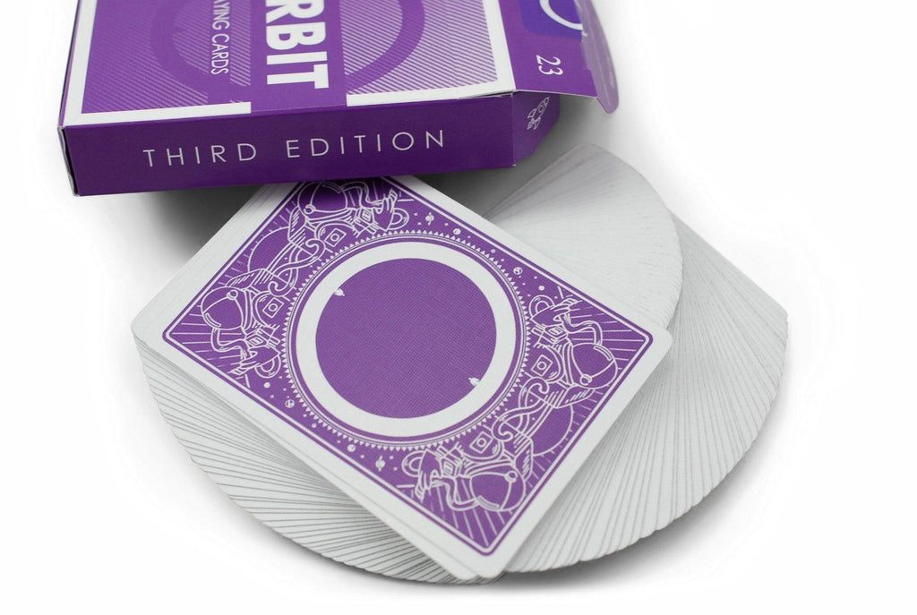 Orbit V3 Playing Cards