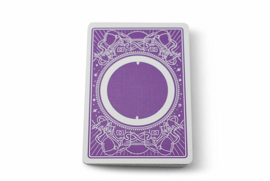Orbit V3 Playing Cards by Orbit Brown