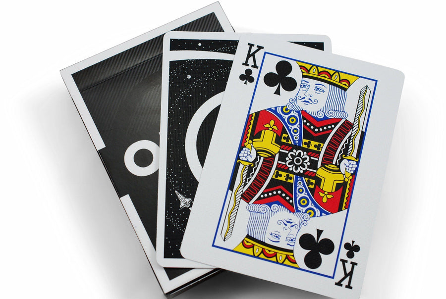 Orbit V4 Playing Cards by Orbit Brown
