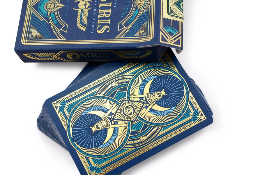 Osiris Playing Cards by Steve Minty