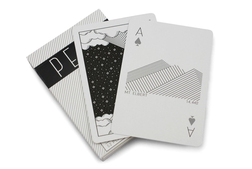 Peak Playing Cards - RarePlayingCards.com - 7