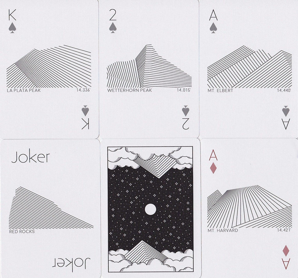 Peak Playing Cards - RarePlayingCards.com - 8