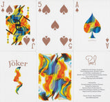 Pearl: Sunset Playing Cards by Hanson Chien