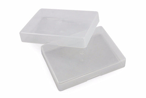 Plastic Playing Card Storage Box Playing Cards - RarePlayingCards.com - 1
