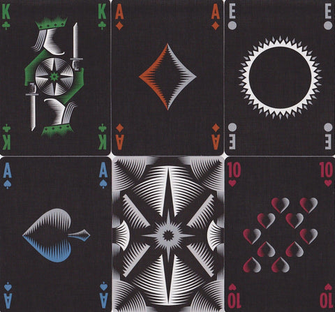 Polaris Playing Cards - RarePlayingCards.com - 1
