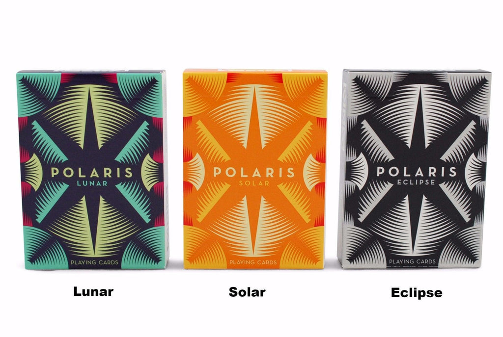 Polaris Playing Cards - RarePlayingCards.com - 2