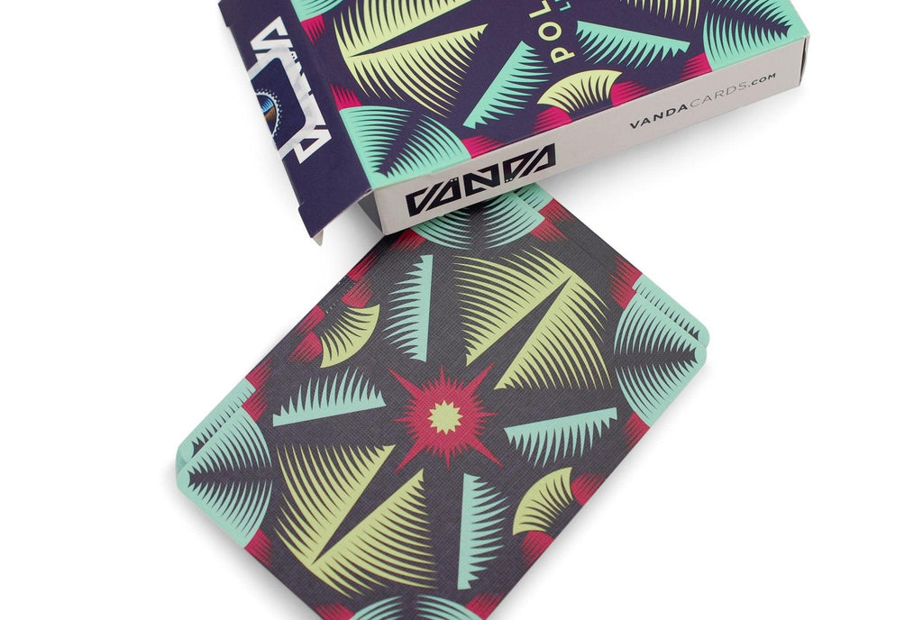 Polaris Playing Cards - RarePlayingCards.com - 4