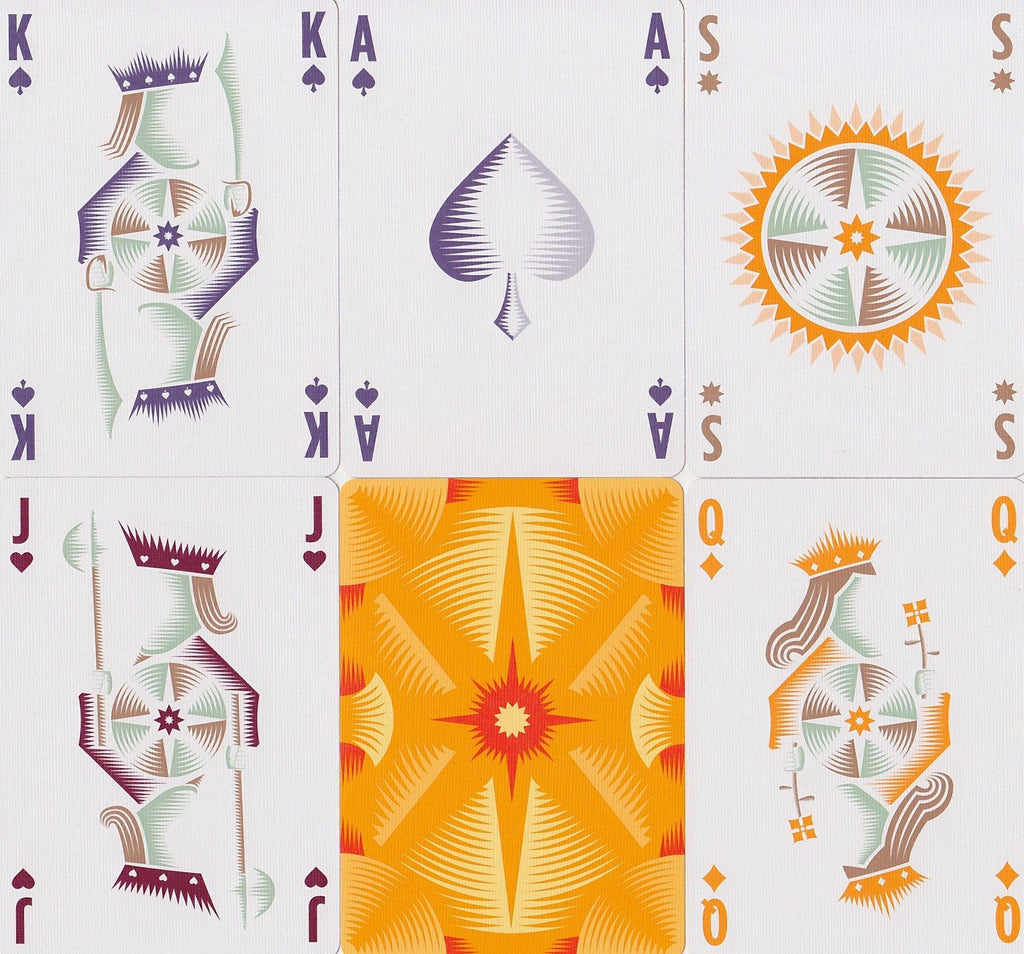 Polaris Playing Cards - RarePlayingCards.com - 9