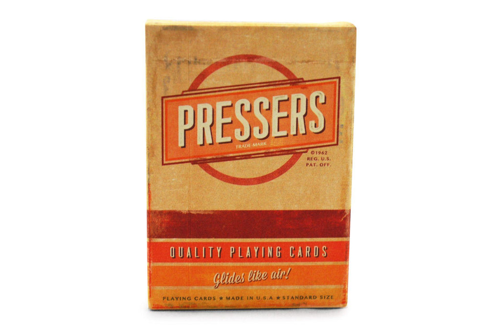 Pressers Playing Cards - RarePlayingCards.com - 4