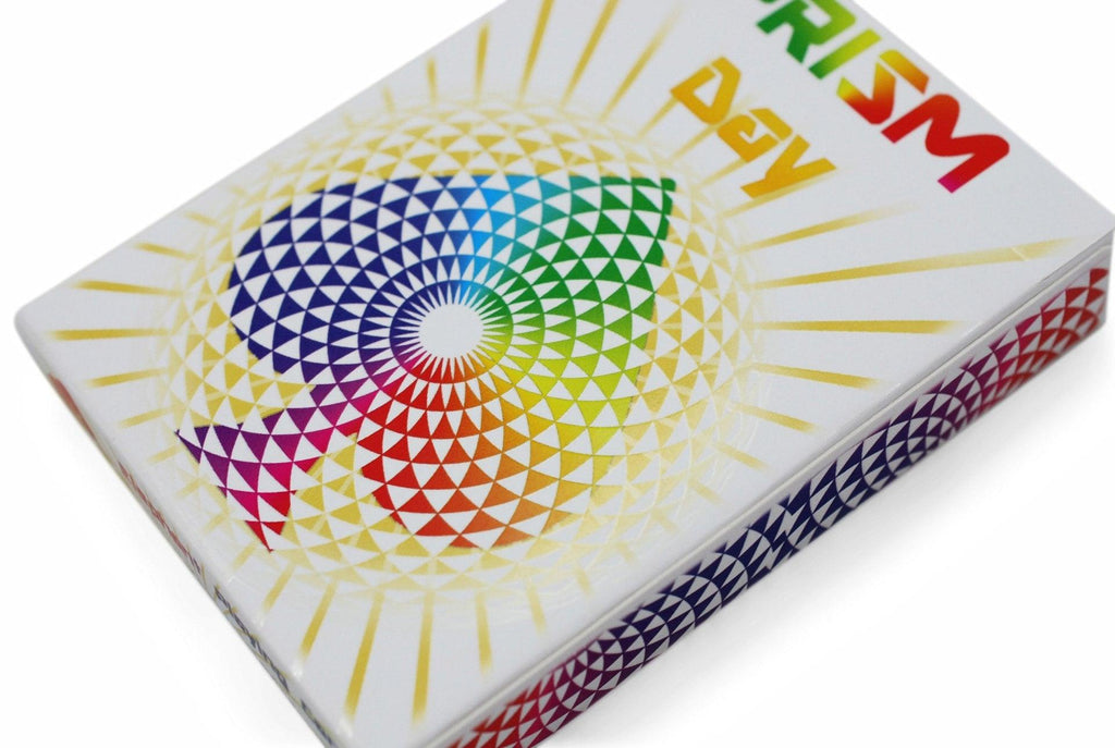 Prism: Day Playing Cards