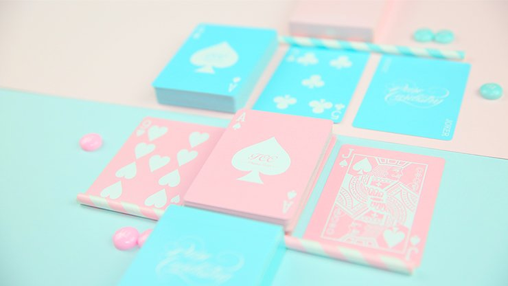 Pure Cardistry Playing Cards by HOPC