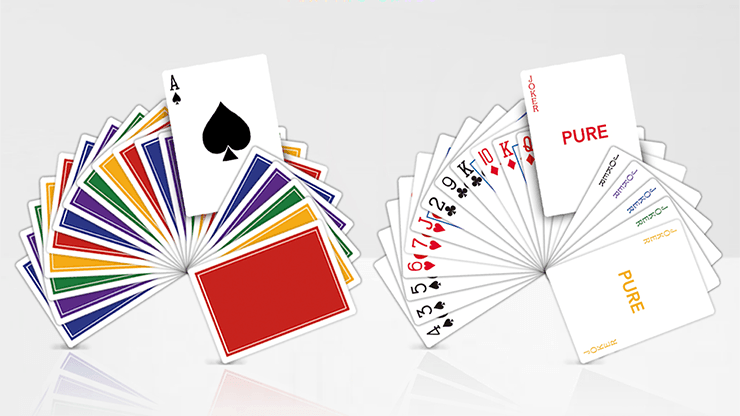Pure NOC Playing Cards by HOPC