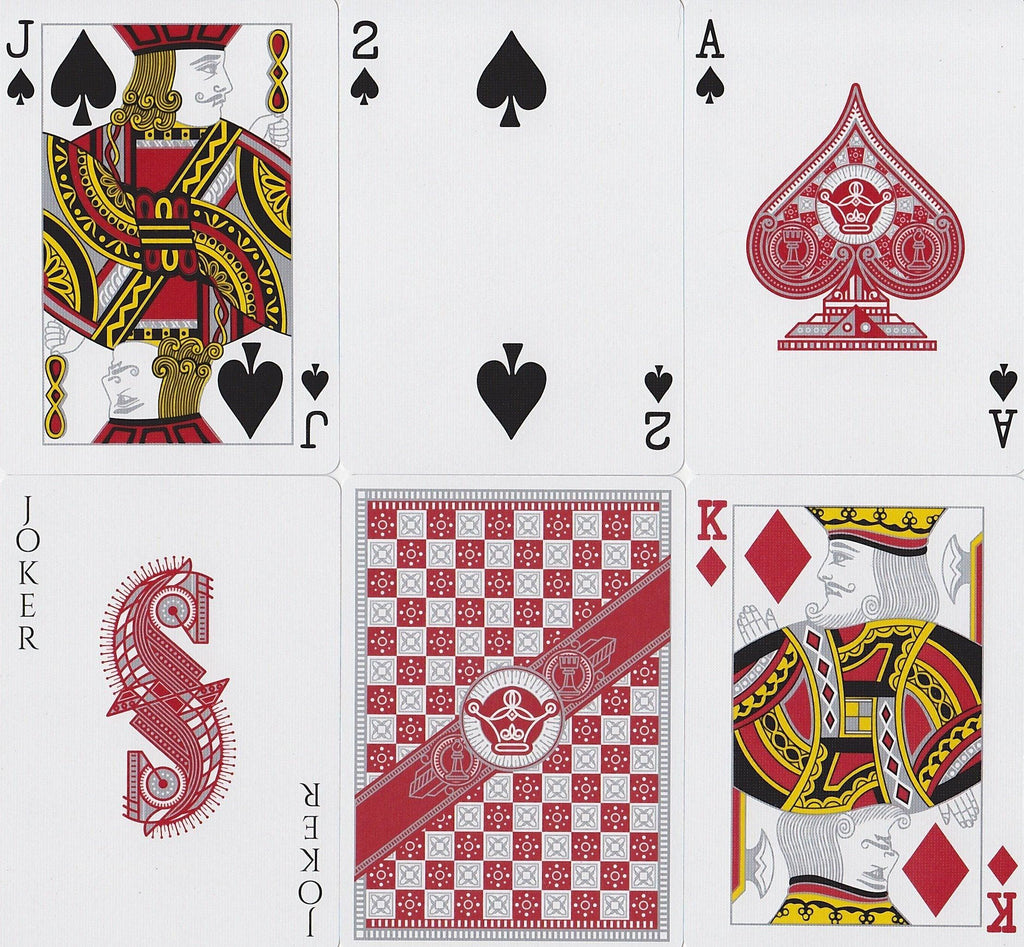 Queens Playing Cards by Murphy's Magic