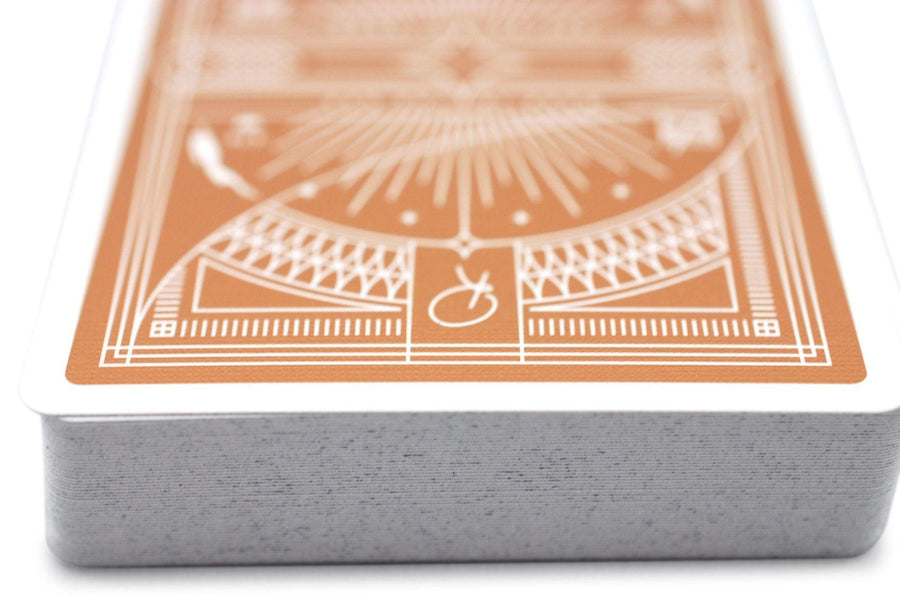 Rarebit, Copper Edition Playing Cards by Theory11