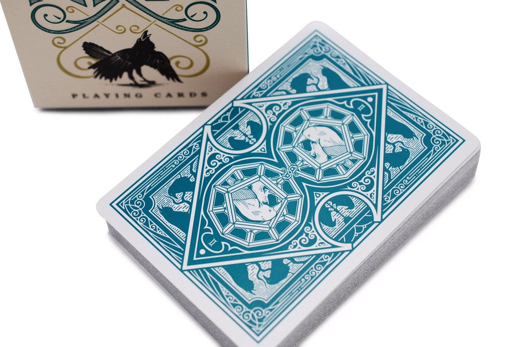 Ravn Playing Cards - RarePlayingCards.com - 1