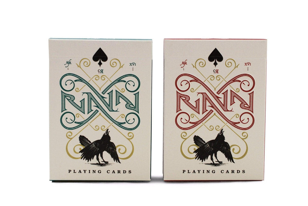Ravn Playing Cards - RarePlayingCards.com - 2