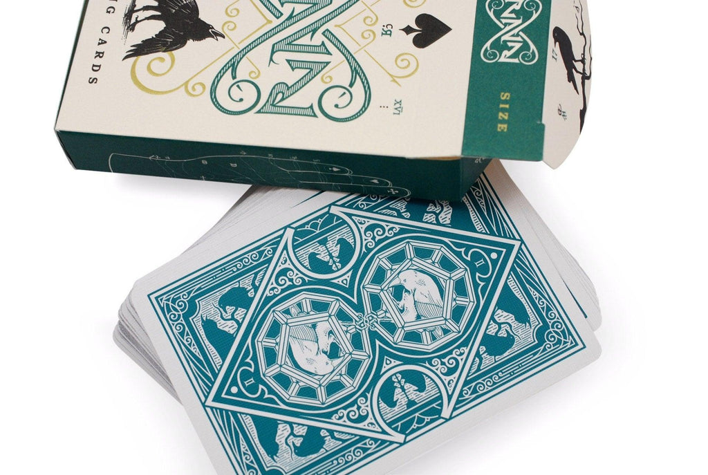 Ravn Playing Cards - RarePlayingCards.com - 5