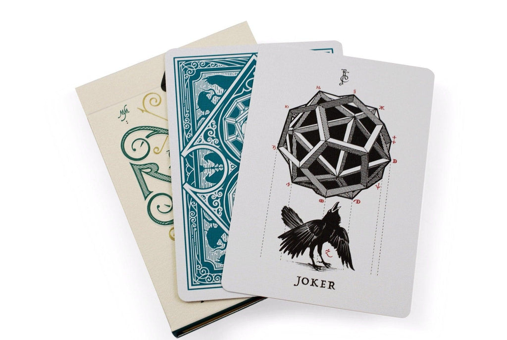 Ravn Playing Cards - RarePlayingCards.com - 7