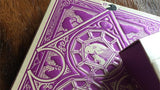 Ravn Purple Haze Playing Cards by Stockholm 17