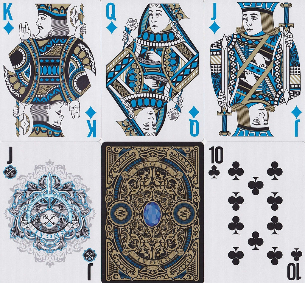Regal Playing Cards - RarePlayingCards.com - 11