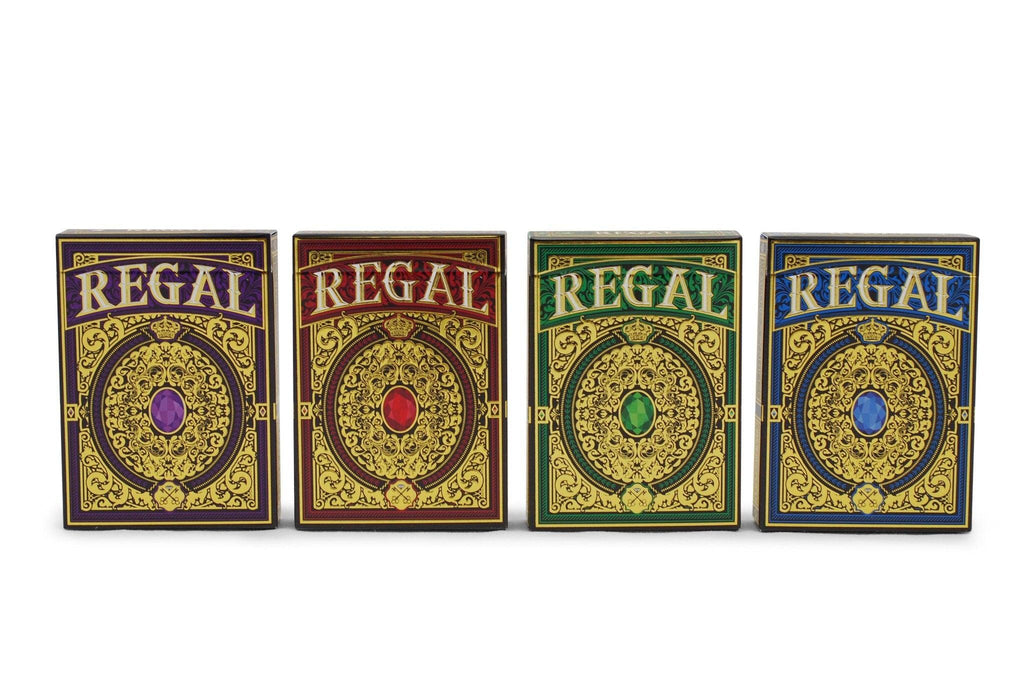 Regal Playing Cards - RarePlayingCards.com - 2