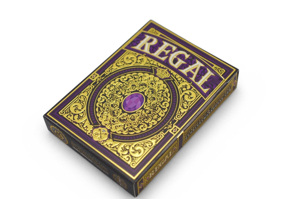 Regal Playing Cards - RarePlayingCards.com - 3