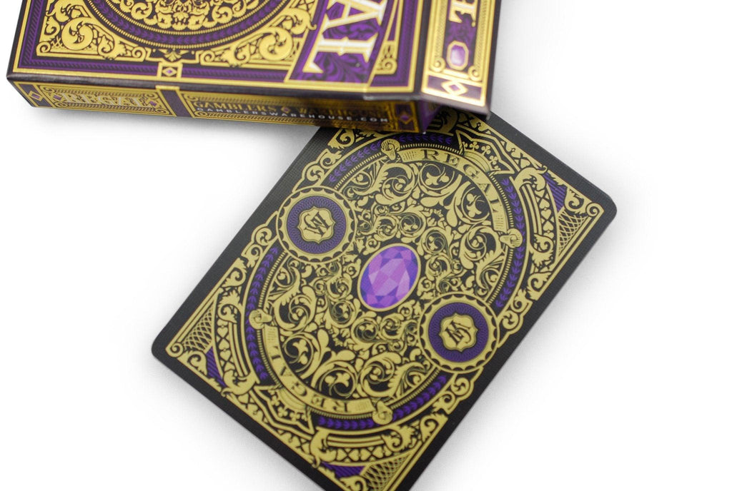 Regal Playing Cards - RarePlayingCards.com - 4