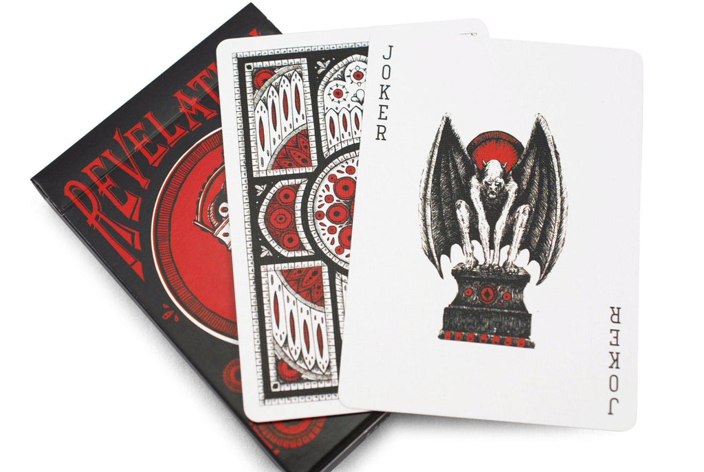 Revelation Playing Cards - RarePlayingCards.com - 10