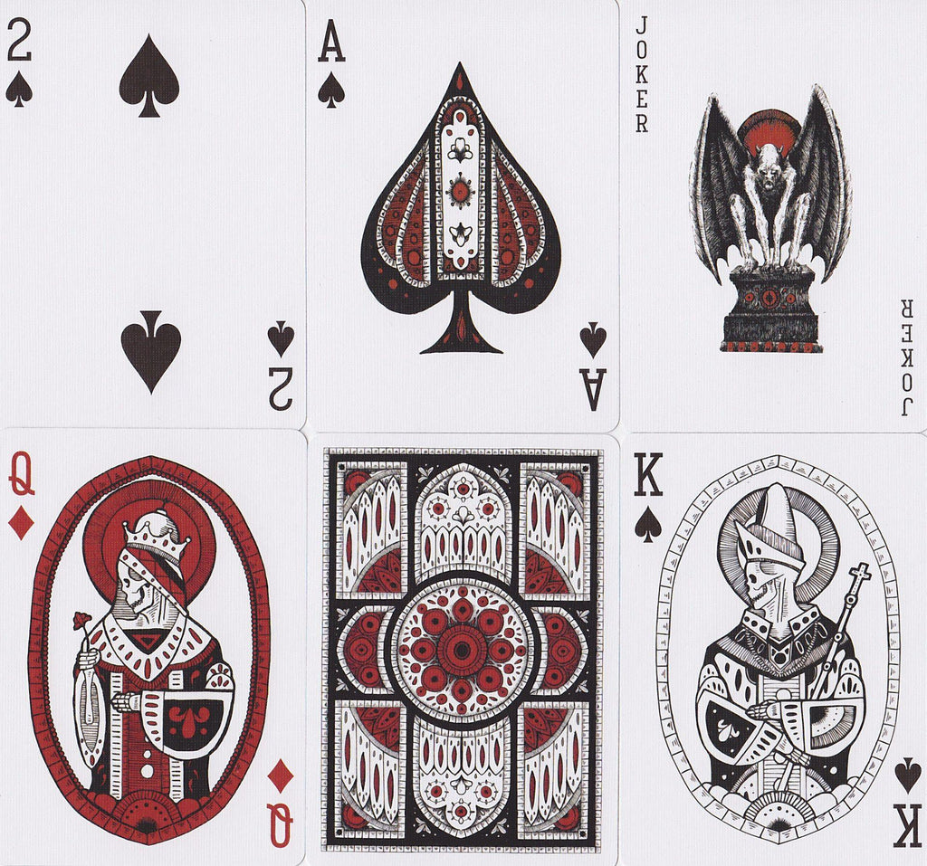 Revelation Playing Cards - RarePlayingCards.com - 11