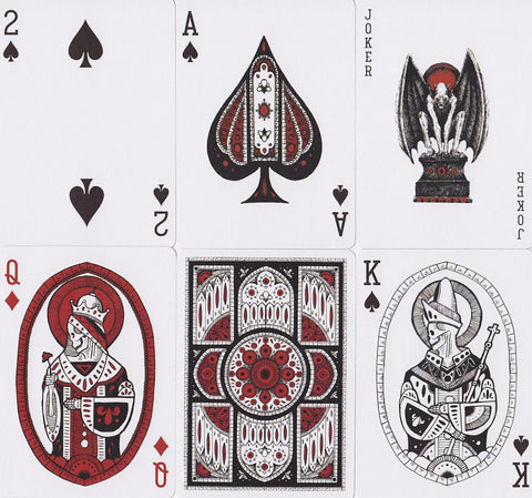 Revelation Playing Cards - RarePlayingCards.com - 1
