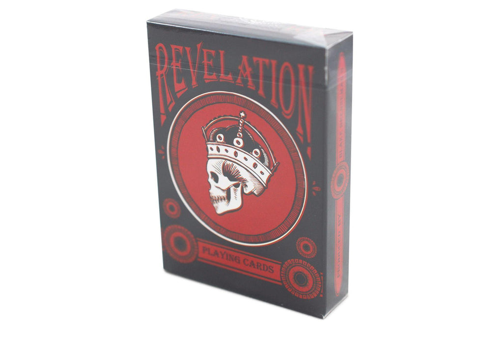Revelation Playing Cards - RarePlayingCards.com - 2