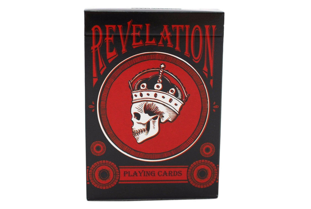 Revelation Playing Cards - RarePlayingCards.com - 4