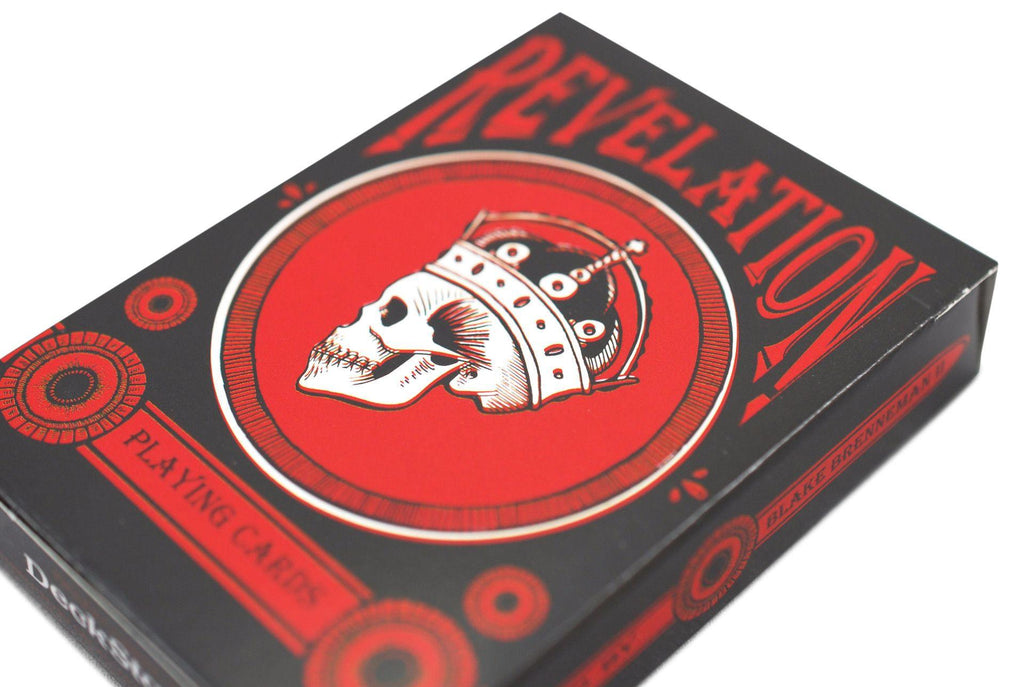 Revelation Playing Cards - RarePlayingCards.com - 6