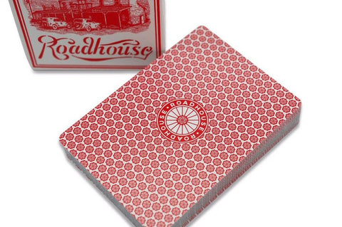 Roadhouse Playing Cards by Ellusionist