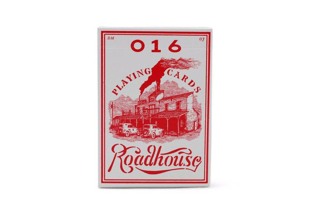 Roadhouse Playing Cards - RarePlayingCards.com - 2