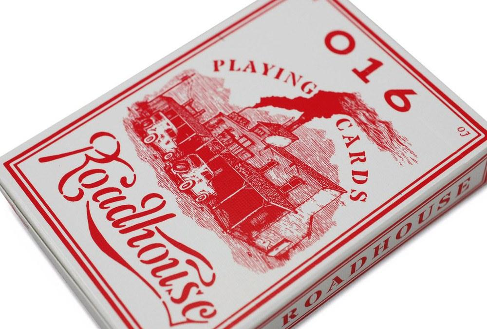 Roadhouse Playing Cards - RarePlayingCards.com - 3