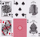 Roadhouse Playing Cards - RarePlayingCards.com - 8