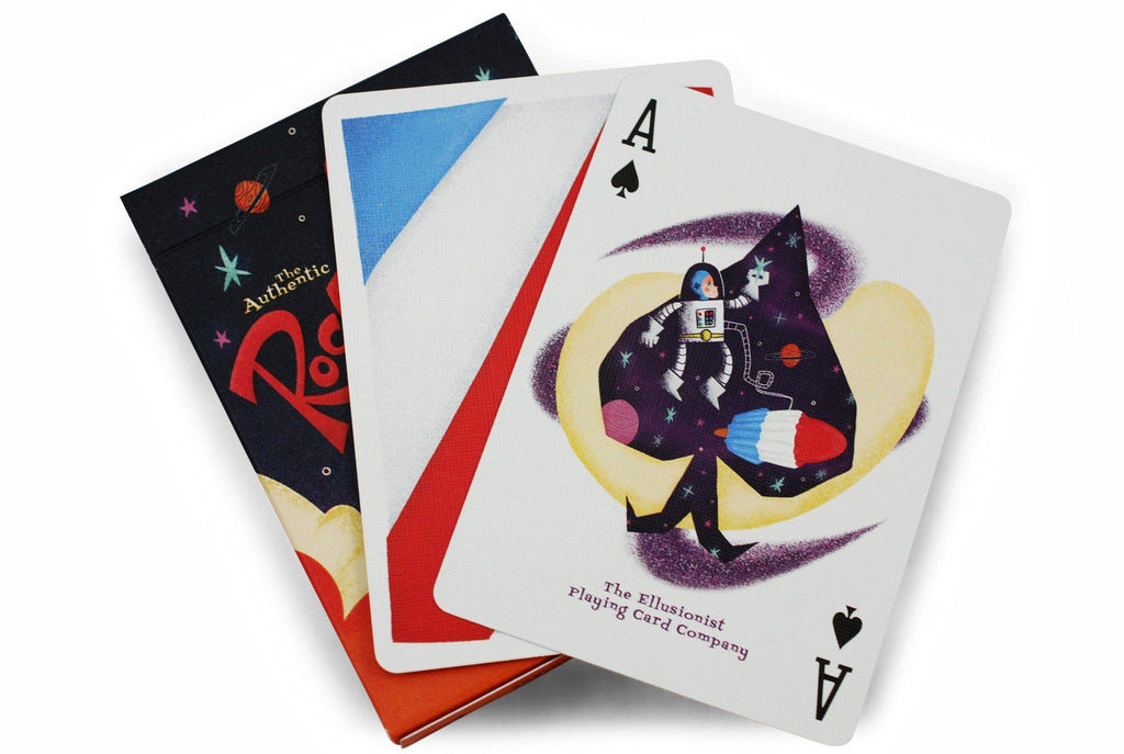 Rockets Playing Cards by Ellusionist