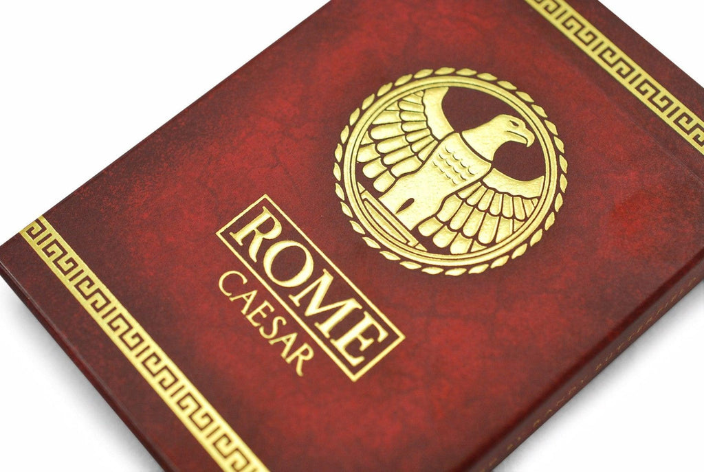 Rome: Caesar Edition Playing Cards by Midnight Cards
