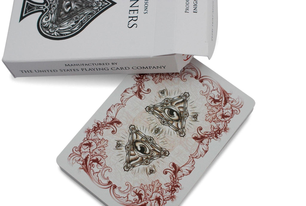 Rorrison's Sinners Playing Cards - RarePlayingCards.com - 5