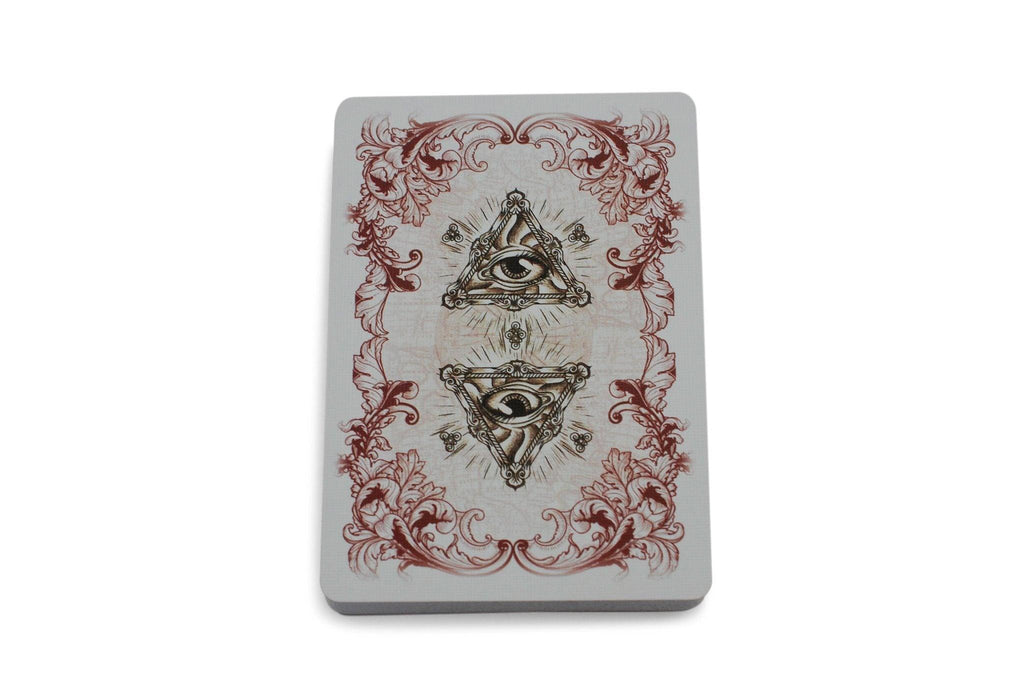 Rorrison's Sinners Playing Cards - RarePlayingCards.com - 6