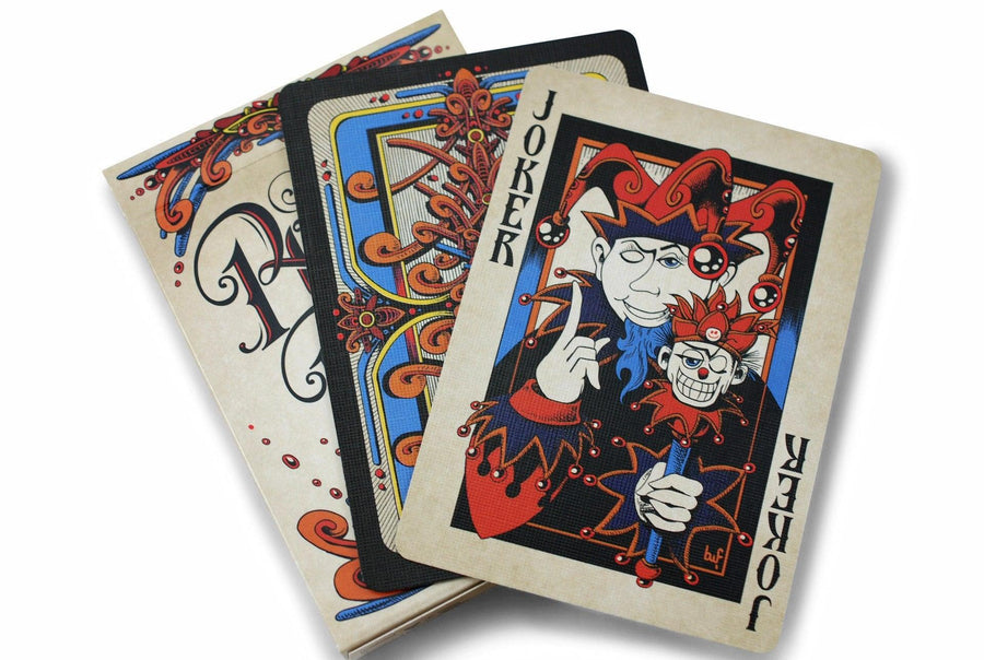 Royal Pulp Playing Cards by US Playing Card Co.