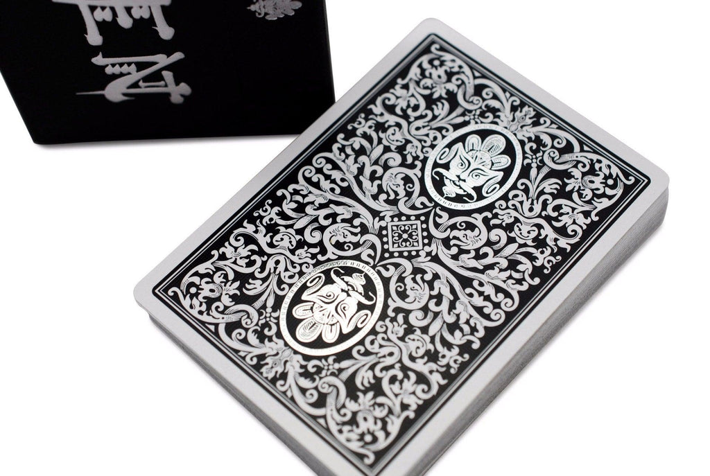 Royal Zen Playing Cards - RarePlayingCards.com - 1
