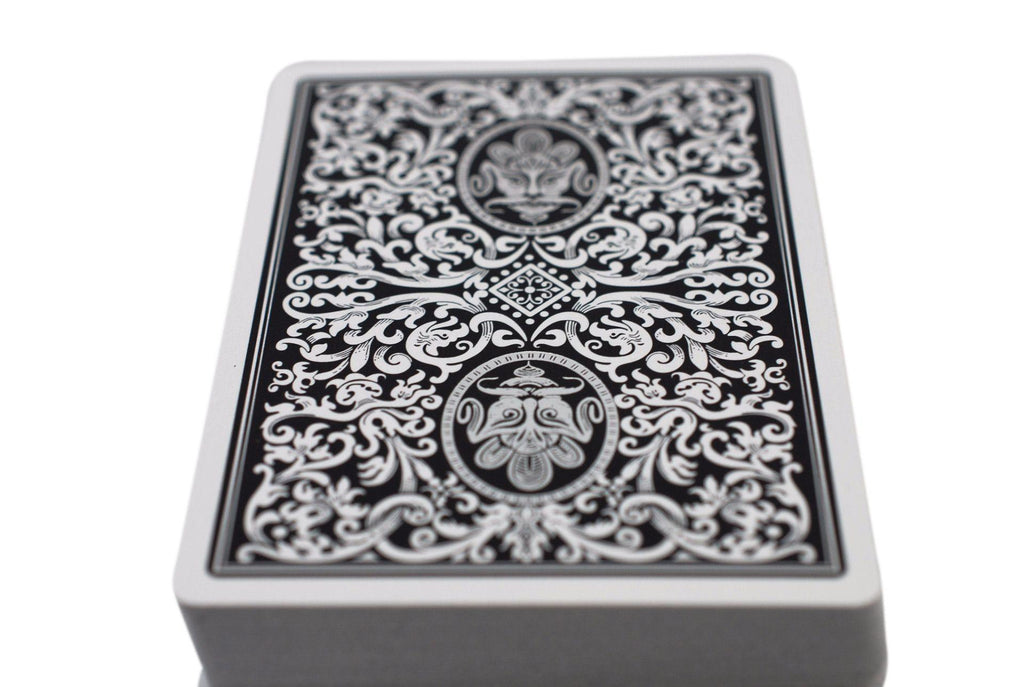 Royal Zen Playing Cards - RarePlayingCards.com - 8