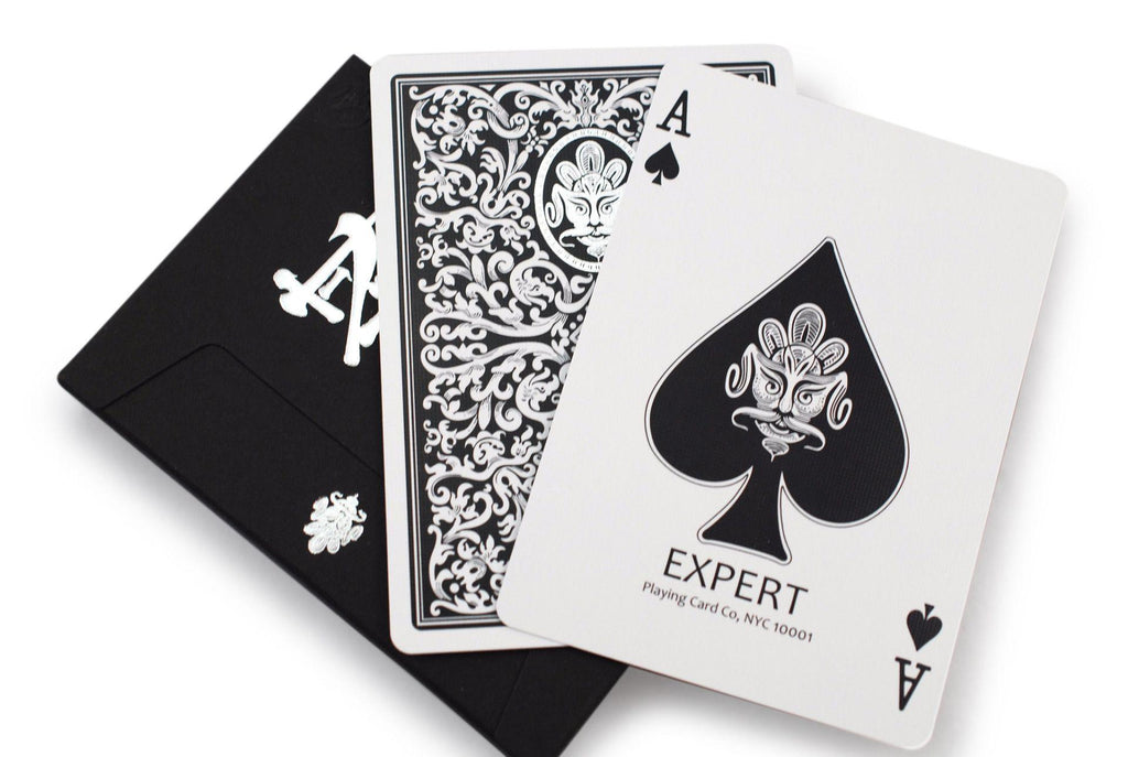 Royal Zen Playing Cards - RarePlayingCards.com - 9