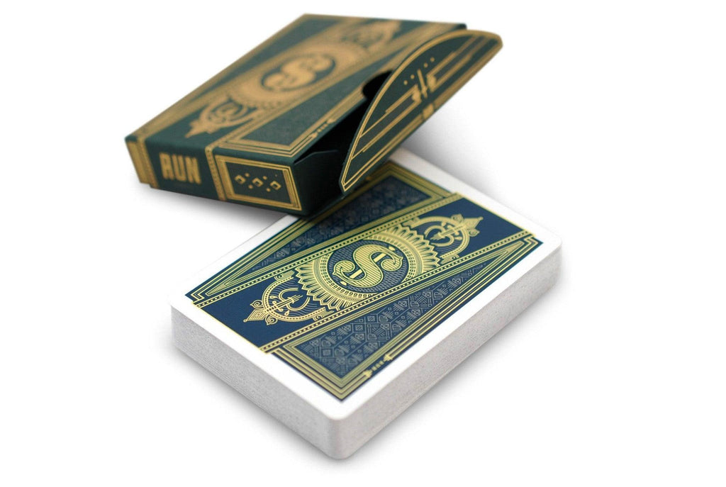Run Playing Cards - RarePlayingCards.com - 5