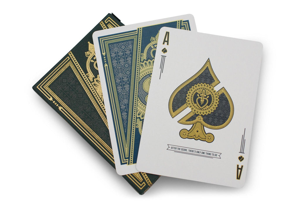 Run Playing Cards - RarePlayingCards.com - 8