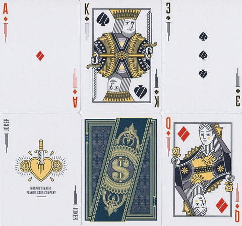 Run Playing Cards - RarePlayingCards.com - 1